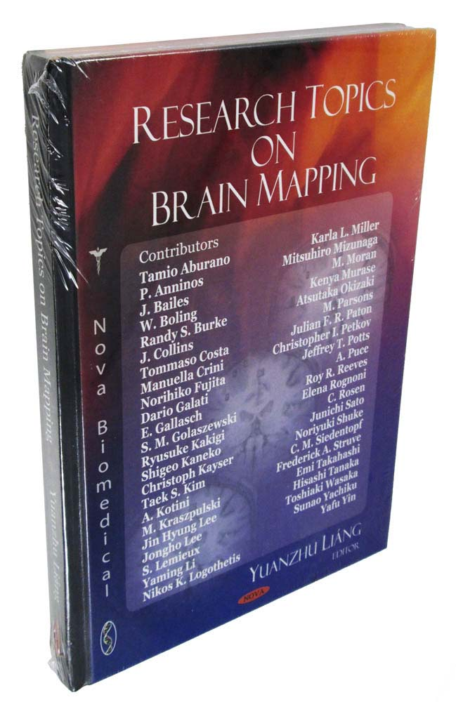 Research Topics on Brain Mapping